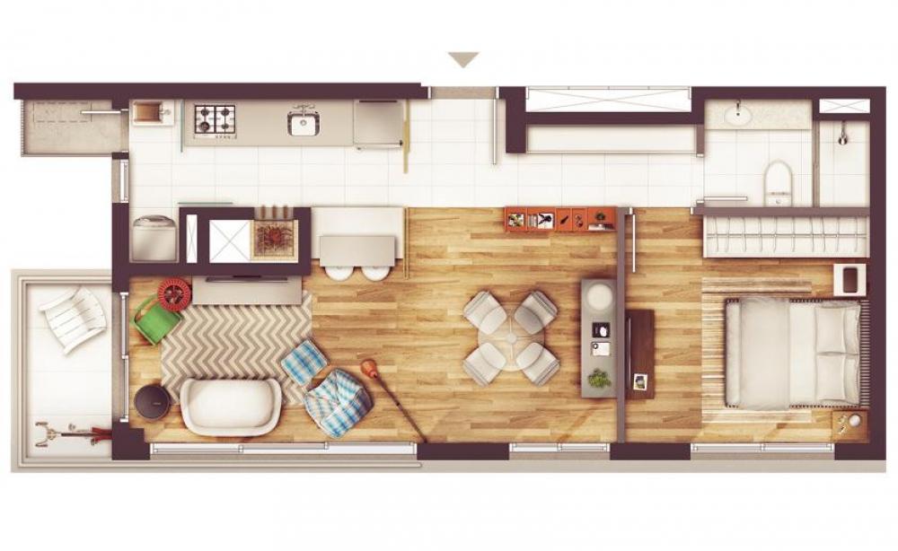 Apartamento no ¡Hola!